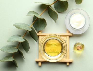 aroma huiles végétales