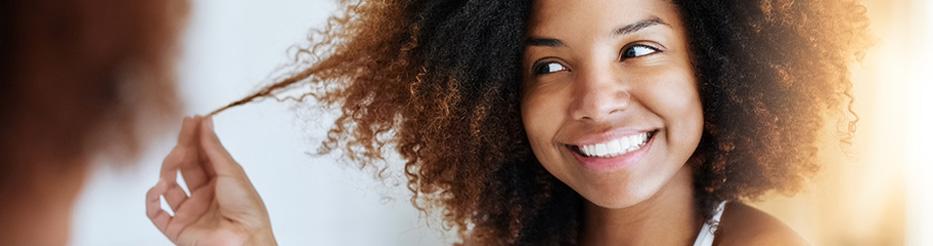 Les huiles essentielles pour les cheveux ternes