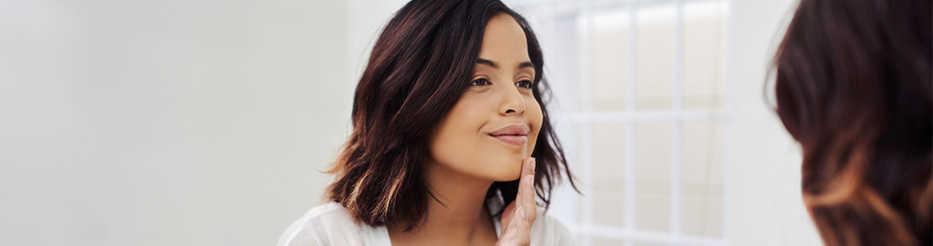 Routine beauté contre les boutons d'acné