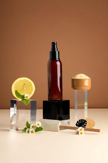 Spray capillaire lumière citron & camomille