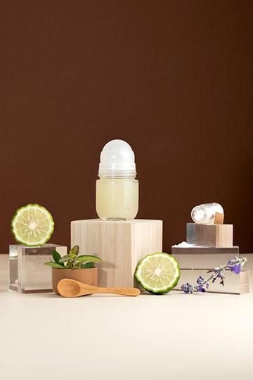 Déodorant roll-on sauge & bergamote
