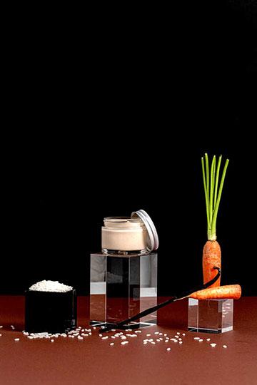 Crème bonne mine riz & vanille