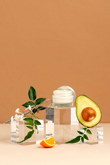 Crème nutrition intense avocat