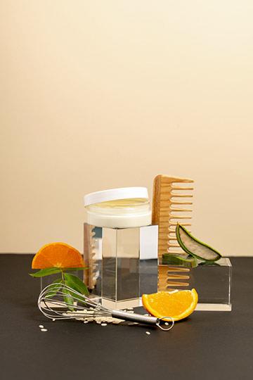 Après-shampoing vitalité aux agrumes