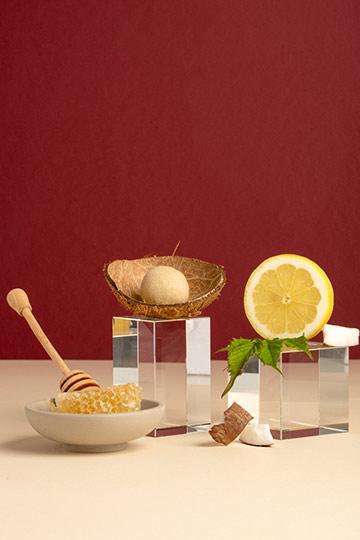 Déodorant zéro déchet citron & coco