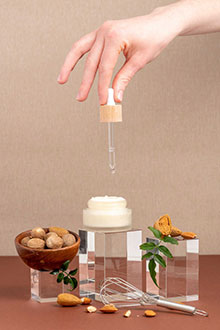 Beurre d'amande nutritif - 1
