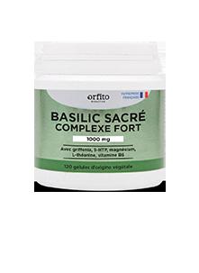 Basilic sacré complexe fort