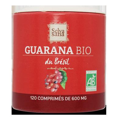 Guarana Bio 500 mg Éco-responsable