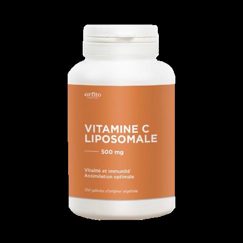 Vitamine C liposomale 500 mg