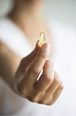 Gélule vitamine